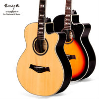 Enya guitar E18 Series , acepro guitars