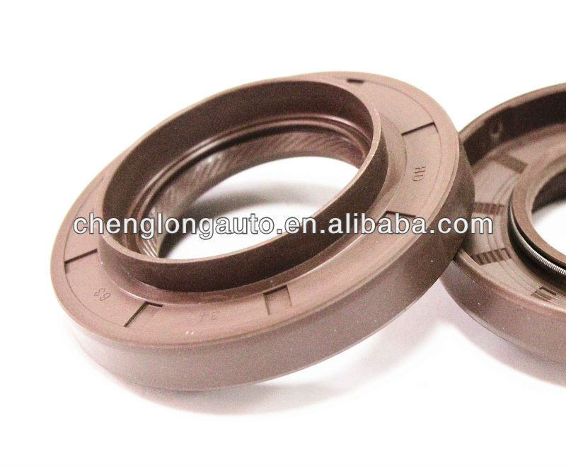 Rubber automobile oil seal USED IN BYD F0 OEM NO:5T-091701431 SIZE:34-63-9/15