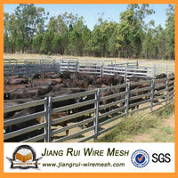 Heavy Duty Galvanized Steel Portable Cattle