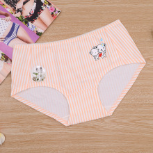 100% cotton unisex wholesale women panties