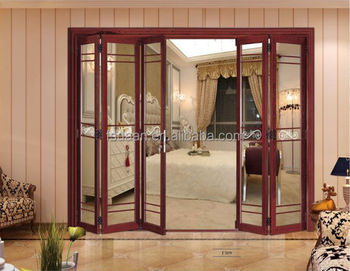 aluminium toilet interior temporary folding door design. Black Bedroom Furniture Sets. Home Design Ideas