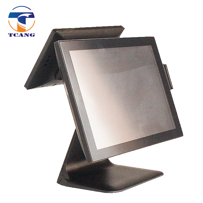 2017 Factory wholesale China Dual Screen Cheap All One Touch Pos System Software