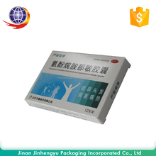 Paper box manufacturer monthly 30 day pill box