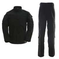 ACU Military Tactical Security Guard Uniform