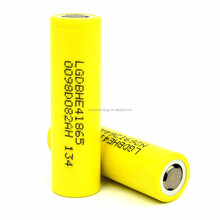 In stock! LG HE4 18650 2500mAh 35A 20A rechargeable battery VS LG HE2 18650 2500mAh 20A rechargeable battery use for E-Cig