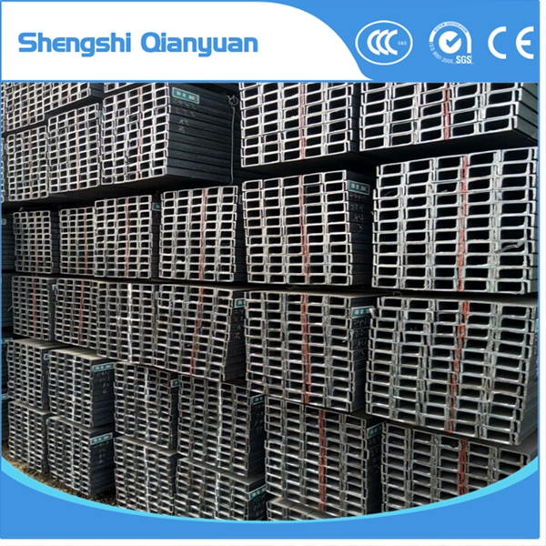 Q235 GB sizes 180x68x7.0 hot rolled stainless steel U channel