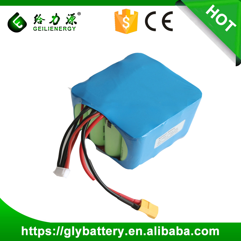 2014 HIgh quality customized 14.4v li-ion battery pack