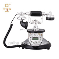 special antique decorative corded telephone,pabx,phone call recording device,gift for elderly people
