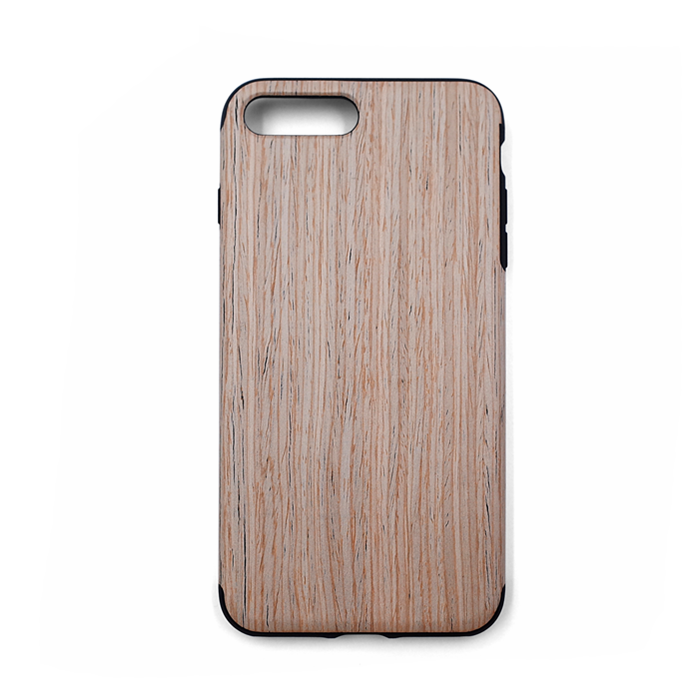Hoshen Original Design 2017 New Model Protective TPU with Wooden Skin Phone Case Accesorries for iPhone 6/7