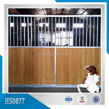 China Supplier Tube Horse Stable Panel