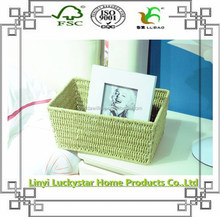 Eco-Friendly wholesale storage wire gift basket