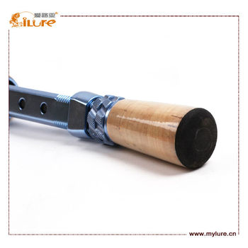 fly fishing rod four section 2.7m 9' EVA handle wholesale carbon rods
