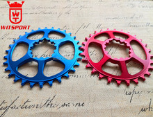 28t 30t 32t 34t Circle Bicycle Chainring Direct Mount Narrow Wide Chain Wheel Chainring For SRAM BB30