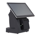 high cost performance windows touch screen pos machine with 80mm thermal printer pos system