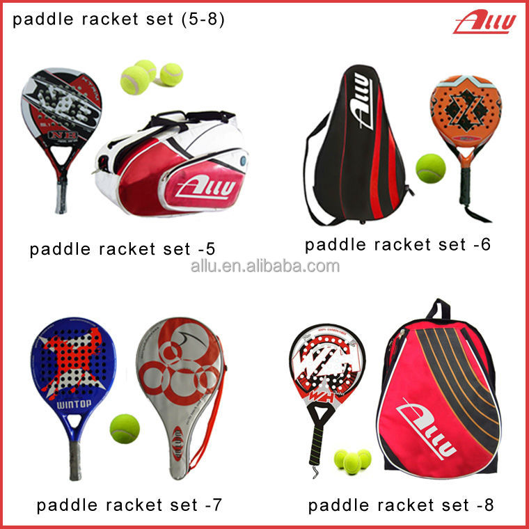 Durable and High quality Paddle Racquet carbon paddle racket