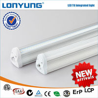 8foot 2400mm T8 tube light Energy star ETL SAA approval light fixture t8 electronic ballast 58w