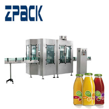 Small drinking water bottling machine/beverage manufacturing equipment/juice filling equipment