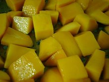 Frozen Mango (Dice Cut)