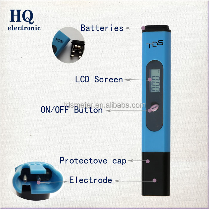 TDS-1 Tester Cheap Good quality tds meter
