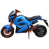 High Speed Powerful Electric Motorcycle For Sale