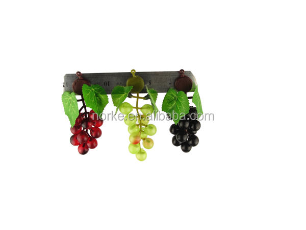 top quality artificial plastic grape