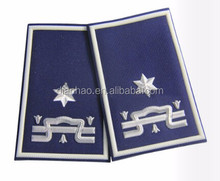 Overwhelming Fashion Unique New Design Customized Army Badges With Custom Logo Patches For Office of Grand Council of State