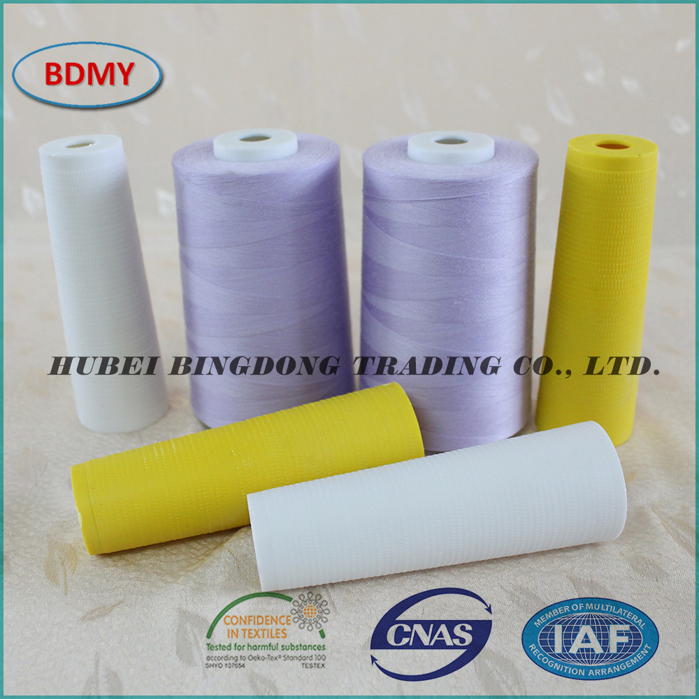 50/2 40/3 for clothing spun wholesale polyester sewing thread