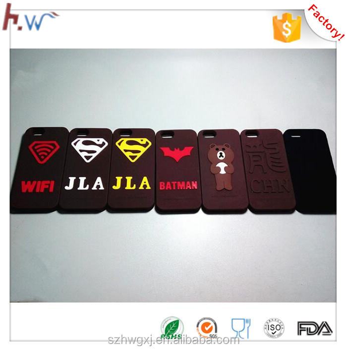 Bulk mobile phone cases silicone phone cover