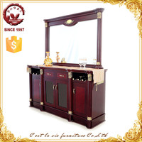 China Exporter Dining Room Curio Mexican Style Furniture