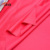 flame resistant fabric spun polyester fabric bright red smooth polyester stripe fabric for school uniform