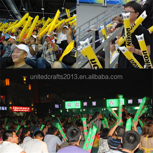 World Cup Cheering Stick,Inflatable Cheering Stick Balloon ...