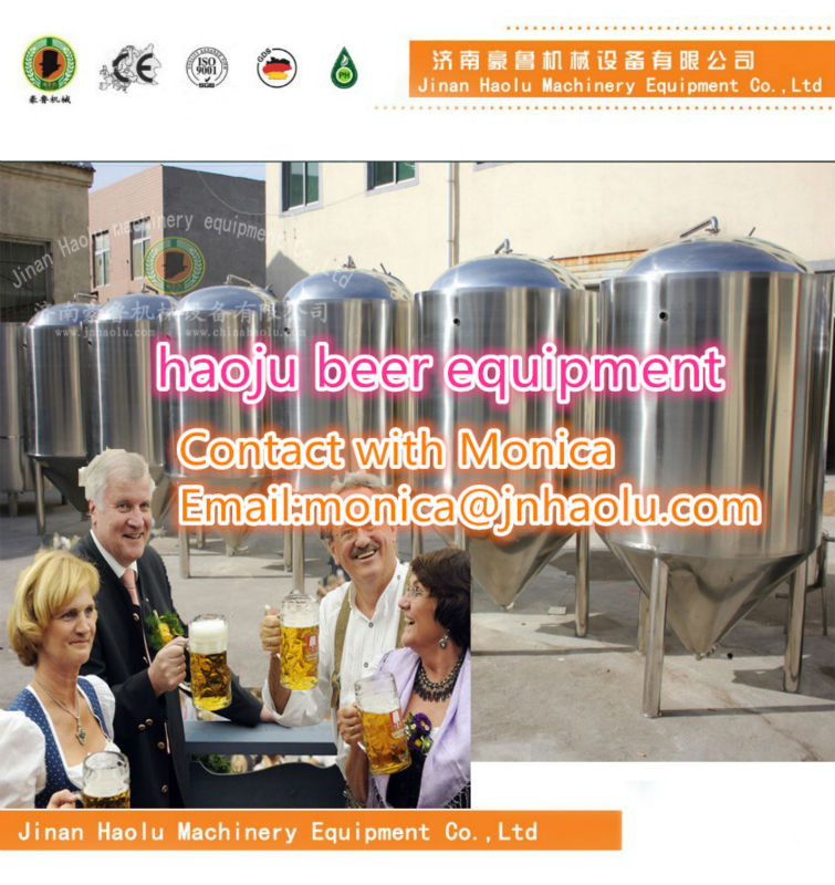 large/small/mini/micro beer brewed equipment from china