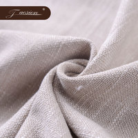 For Chairs and Sofa Fabrics Types Of Cotton Linen Fabric