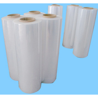 High quality PE Stretch film Adhesive protective PE Film for protecting glass pvc plastic film