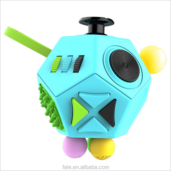 Popular hot quality fidget cube with low price