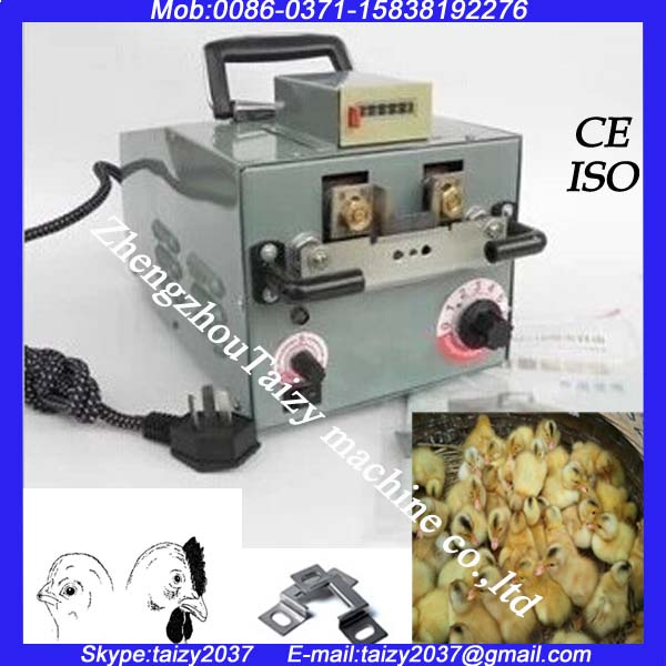 Chicken debeaker machine /chicken debeaker/Chicken debaking machine