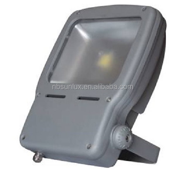 GS SAA approved Ningbo 70W LED Floodlight IP65 Outdoor Light