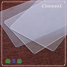 professional roll clear PVC material