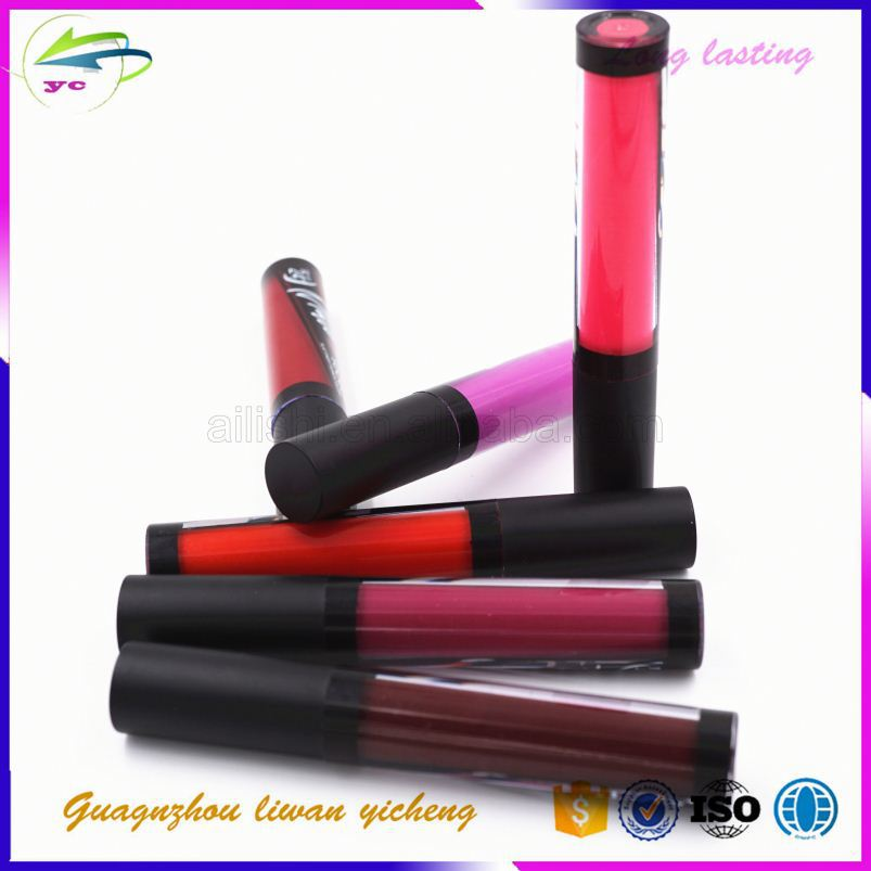 emballage cosmetic 66 colors lip gloss