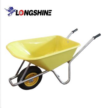 New Product Yellow Wheel Barrow WB2208