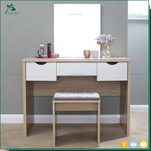 Elegant Design Wooden Wall Mounted Dressing Table Designs