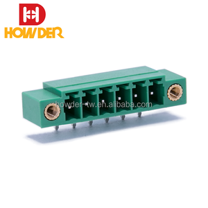 3.81mm 3 Pin Male Female Wire Connector
