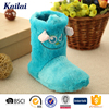 customize animal cute sexy kids ankle boots shoes