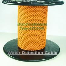 High sensitivity water leakage sensing cable, water leakage detecting, water leak detection cable