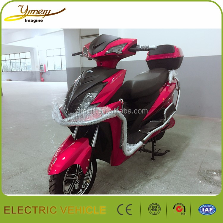 Good quality fashion electric XUNYING scooter three wheels CE certification