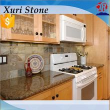 Laminate Type Dining countertops Tropical Brown Granite Kitchen Countertops
