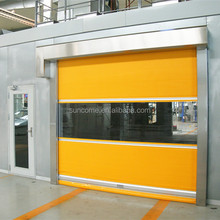 Perforated Rolling Door/ fast pvc door with 20 years Experience