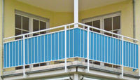 balcony privacy cover fence screen balcony protection sun sail sun shades