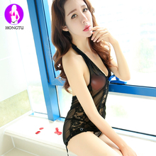 , For Fat Women Complete Costume sexy lace lingeries latex,lingerie sexy hot transparent