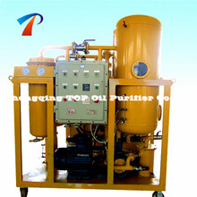 TY Series Low Viscosity Lubricant Oil Recycling System/Thick Oil Demulsifier/Waste Turbine Oil Processing Machine